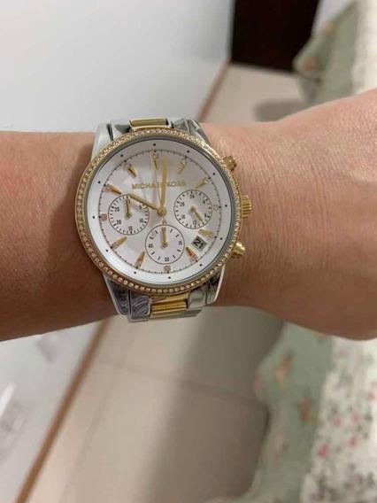 Relógio Michael Kors Original, Nunca Usado.