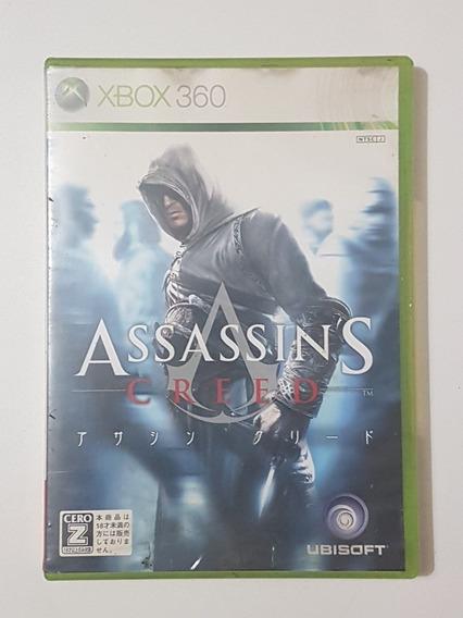 Assassins Creed Japones Original Para Xbox 360