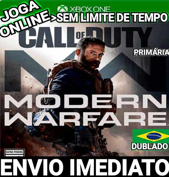 Callofduty Modern Warfare Mídia Digital Original Dublado Br