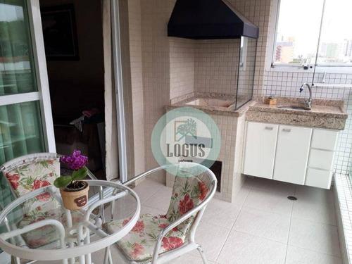 Imagem 1 de 29 de Apartamento Com 3 Dormitórios À Venda, 130 M² Por R$ 636.000 - Edifício Lago Di Garda-jardim Maria Adelaide - São Bernardo Do Campo/sp - Ap1831