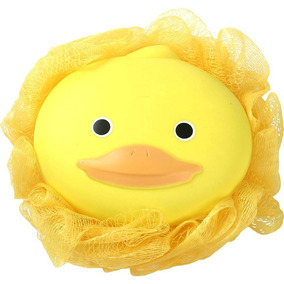 Bucha Nylon Pato Amarelo Better 4 You