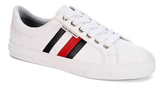 Tenis De Mujer Tommy Hilfiger Lightz Casuales Sneaker Moda