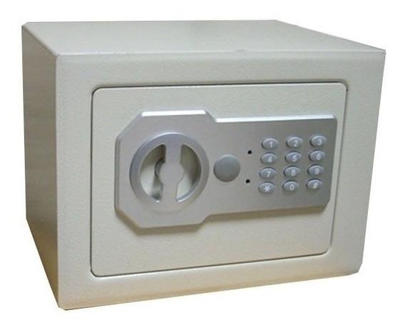 Caja Fuerte De Seguridad Digital Pared Piso Bloqueo Llaves A