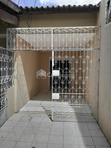 Imagem 1 de 11 de Casa À Venda Na Cidade Dos Funcionários - Fortaleza/ce - 472