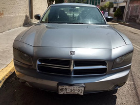 Dodge Charger Sxt 2006 Piel 3.6 Aa Ee B/a Abs V6 At Excelent