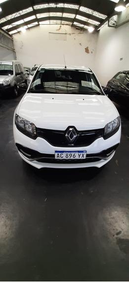 Renault Sandero Rs 2.0 El Mejor 33000km 2018 Oportunid (fl)