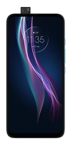 Imagen 1 de 4 de Celular Telcel Moto One Fusion Plus Liberado De Compania