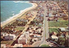 Cartão Postal Antigo Praia Itapoan Salvador Bahia