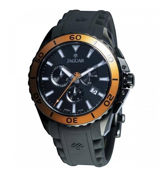 Relógio Jaguar J01cabp02 P1px Aço Inox Masculino