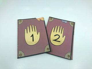 Diarios Gravity Falls N°1 Y N°2 En Español