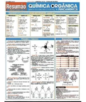 Resumão - Química Orgânica - Fundamentos - Exatas 14