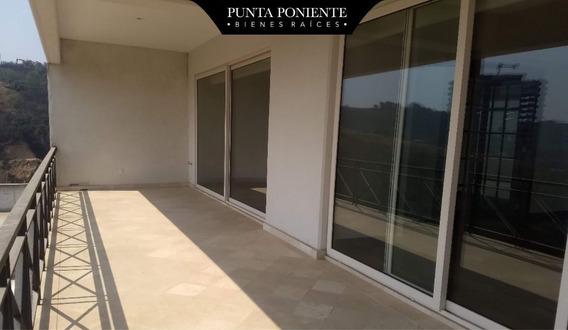Departamento En Venta - Encinares, Bosque Real - 3 Recámara