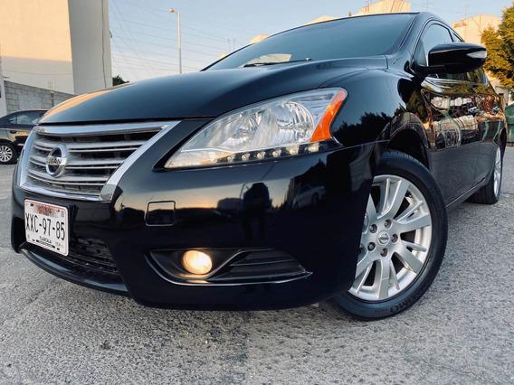 Nissan Sentra 1.8 Exclusive Navi At 2015 Autos Usados Puebla