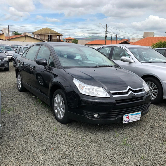 Citroen C4 Sedan 1.6 16v 4p Glx Pallas Flex