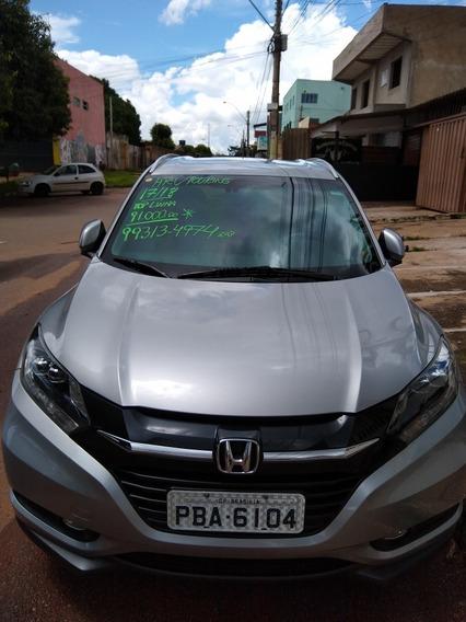 Honda Hr-v 1.8 Touring Flex Aut. 5p 2018