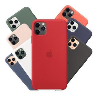 Funda Silicon Case iPhone 11 11 Pro 11 Pro Max