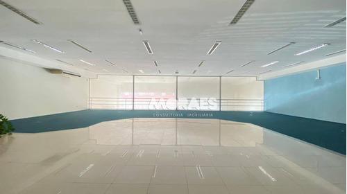 Salão Comercial Para Alugar, 567 M² Por R$ 26.000/mês - Jardim Infante Dom Henrique - Bauru/sp - Sl0159
