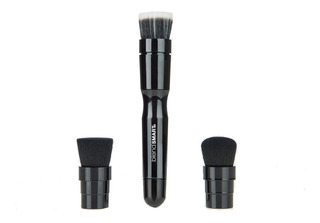 Blendsmart Brocha Giratoria Para Maquillaje Con Tres Cabezas