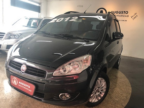 Fiat Idea Attractive 1.4 8v (flex) 2012