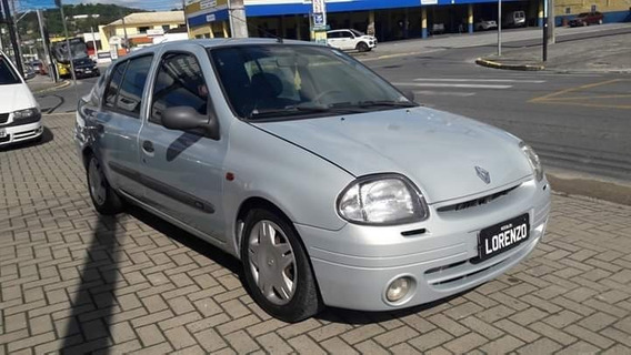 Renault Clio 1.0 Rn Sedan 16v Gasolina 4p Manual