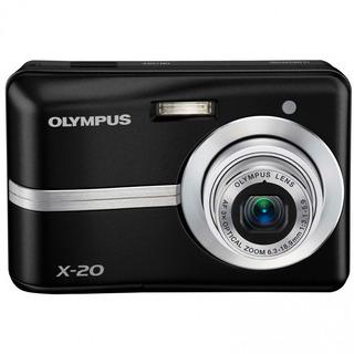 Camara De Fotos Olympus X-20 10mp, Zoom 3x Ma