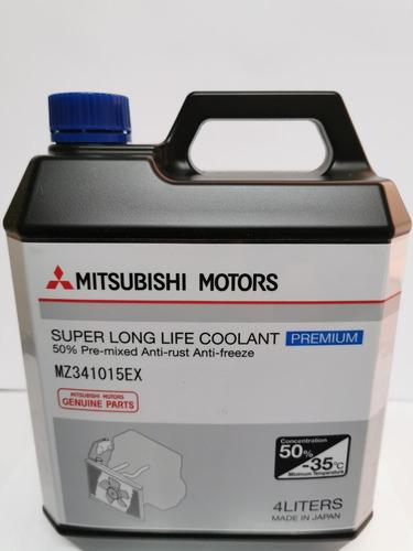 Imagen 1 de 4 de Refrigerante  Motor Al 50% Original Mitsubishi L200 Mt , At
