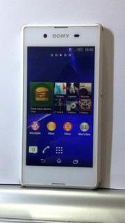 Sony Xperia Branco-dual Chip D2212