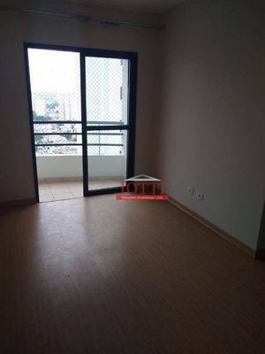 Apartamento Com 3 Dormitórios Para Alugar, 64 M² Por R$ 1.310/mês - Gopoúva - Guarulhos/sp - Ap0568