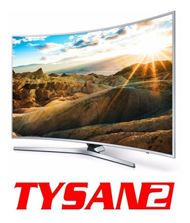 Tv Led Curvo Samsung 78 4k Smart Tv Ultra Hd En Stock Ya!!!