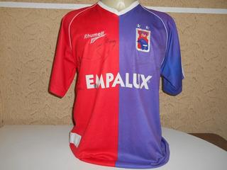 Camisa Paraná #8 Empalux Tamanho G