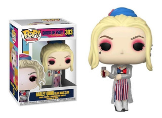 Funko Pop 303 Birds Of Prey Harley Quinn