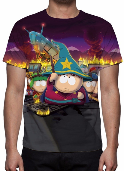Camisa, Camiseta South Park The Stick Of Truth