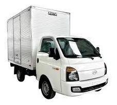 Hyundai Hr Baú 2020 Branca