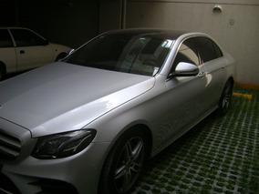 Mercedes-benz Clase E 3.0 E400 Amg-line 333cv Ano 2018