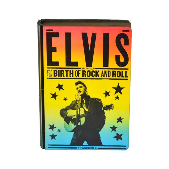 Caixa Livro - Elvis Colors