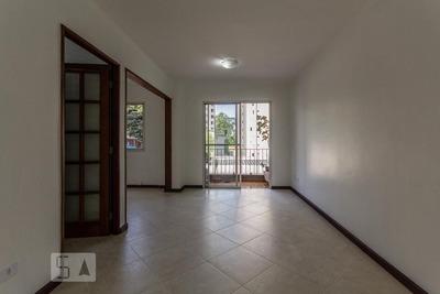 Apartamento No 3º Andar Com 2 Dormitórios E 1 Garagem - Id: 892909276 - 209276