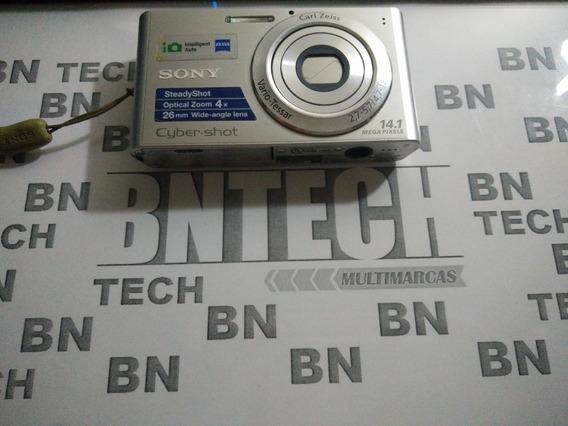 Camera Sony Dsc-w320 14.1mp +acessórios Originais