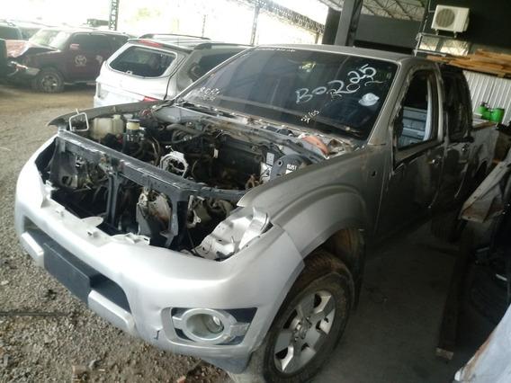 Nissan Frontier S 4x4 2.5 2013/2014