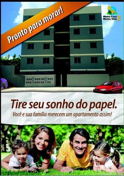Apartamento 3 Quartos Pedro Leolpoldo - 2283
