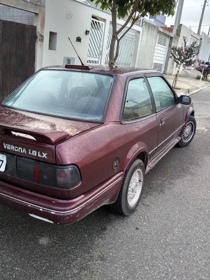 Ford Verona Antiga Sedan