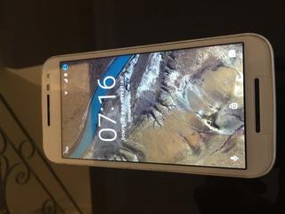 Motorola G3 16gb Branco Semi-novo