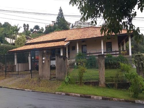 Vendo Casa Em Condomínio Com Muita Área Verde R$ 1.600.000,00, Aluga Por R$ 8.000,00, Em Sousas-campinas-sp (4 Suítes/closet, Um Amplo Quintal. - Ca00841 - 68134165