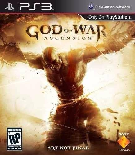 God Of War Ascension Ps3 Via Psn