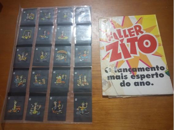 Elma Chips- Álbum Salgadinhos Filler- 1996 Completo