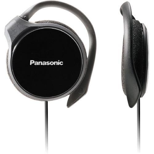 Imagen 1 de 1 de Panasonic Rphs46k Slimz Auriculares Con Clip De Oreja Y Carc
