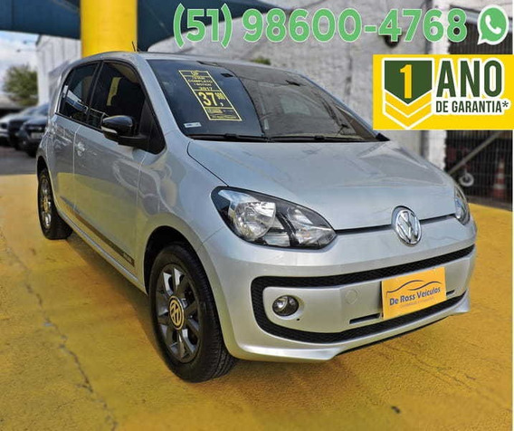 Volkswagen Up Run I Motion 1.0 Total Flex 12v 5p