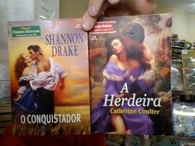 Lote De 10 Romances Clássicos Históricos