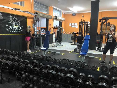 Academia De Musculação Completa/ Equipamentos. Taubaté