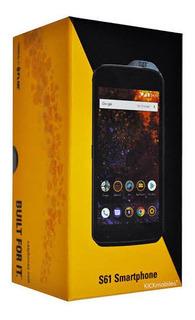 Smartphone Caterpillar S61 64 Gb Preto Tela 5.2 4 Gb Ram