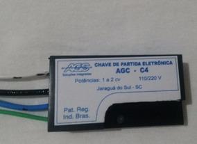 Partida Eletrônica Agc C4 1 A 2 Cv 110/220v